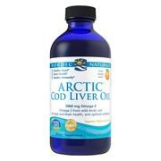 Arctic Cod Liver Oil, płyn, 237 ml