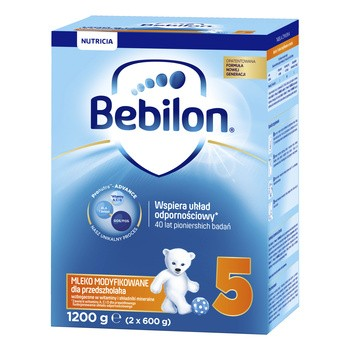 Bebilon Junior 5 Pronutra-Advance, proszek, 1200 g