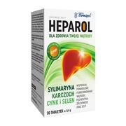 Heparol, tabletki, 30 szt.