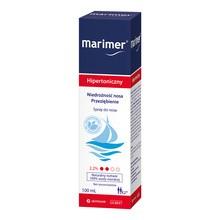 Marimer hipertoniczny, roztwór wody morskiej, 100 ml