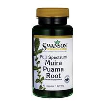 Full Spectrum Muira Puama, 400 mg, kapsułki, 90 szt.