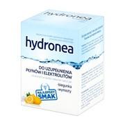 Hydronea, smak cytrynowy, saszetki, 10 szt.