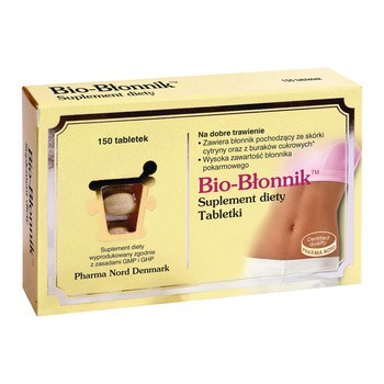 Bio-Błonnik, tabletki, 150 szt.