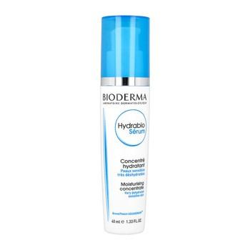 Bioderma Hydrabio Serum, skoncentrowane serum intensywnie nawilżające do twarzy, 40 ml