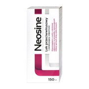 Neosine, 250 mg/5 ml, syrop, 150 ml