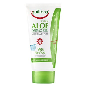 Equilibra, extra dermo żel aloesowy, Multi-Active, 150 ml