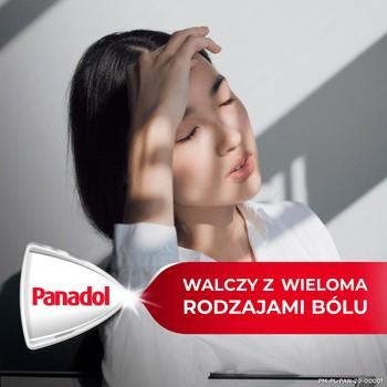 Panadol Extra, 500 mg+65 mg, tabletki powlekane, 12 szt.