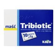 Tribiotic, maść, 1 g, 10 saszetek