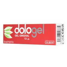Dologel, żel do dziąseł w tubie, 25 ml