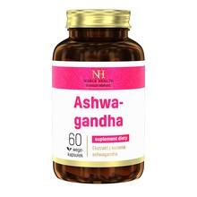 Ashwagandha, kapsułki, (Noble Health), 60 szt.