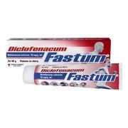 Diclofenacum Fastum, 10 mg/g, żel, 50 g