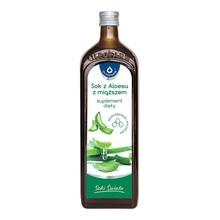 AloeVital, sok z aloesu z miąższem, 1000 ml (Oleofarm)