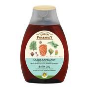Green Pharmacy, olejek do kąpieli, cedr, cyprys, algi, 250 ml
