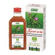 Karczoch sok EKO, płyn, 200 ml
