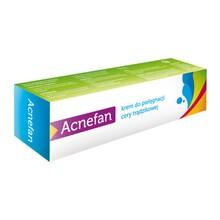 Acnefan, krem do pielęgnacji cery trądzikowej, 25 ml