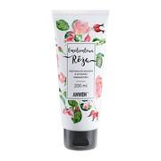 Anwen, odżywka do włosów o wysokiej porowatości, emolientowa róża, 200ml