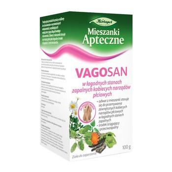 Vagosan, mieszanka ziołowa, 100 g