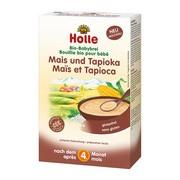 Holle Bio, kaszka kukurydziana z tapioką, 4 m+, 250 g