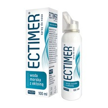 Ectimer, spray do nosa, 100 ml