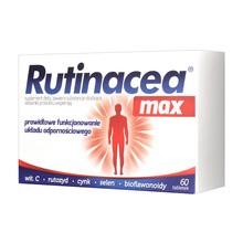 Rutinacea Max, tabletki, 60 szt.