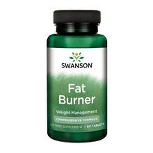 Swanson Fat Burner tabletki, 60 szt.