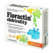 Floractin elektrolity, 5 saszetek