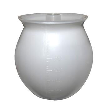 Pojemnik do zbiórki moczu, dobowy, Tulipan, 2,5 l