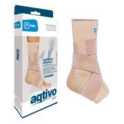 Prim Aqtivo Skin P706BG, stabilizator stawu skokowego typu ósemka z silikonowymi wkładkami, rozmiar L