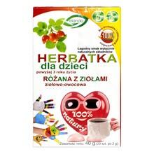 Herbatka dla dzieci różana z ziołami, fix, 2 g, 20 szt.