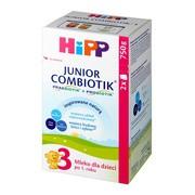 HiPP 3 Junior Combiotik, mleko następne, po 1. roku, proszek, 750 g