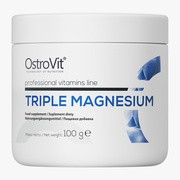 OstroVit Triple Magnesium, proszek, 100 g