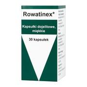 Rowatinex, kapsułki miękkie, 30 szt. (import równoległy, Delfarma)