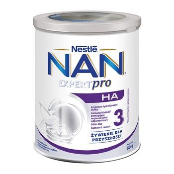 Nestle Nan Optipro HA 3, mleko modyfikowane powyżej 1. roku 800 g