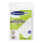 Salvequick, Med Maxi Cover, plaster, 5 szt.