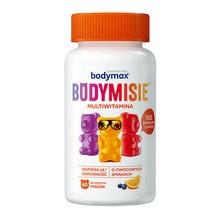Bodymax Bodymisie, żelki, o smakach owocowych, 60 szt.