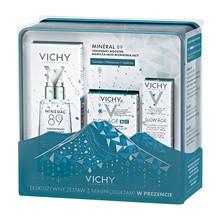 Zestaw Promocyjny Vichy, booster Mineral 89, 50 ml + Slow Age Noc, 15 ml GRATIS + Slow Age, 3 ml GRATIS