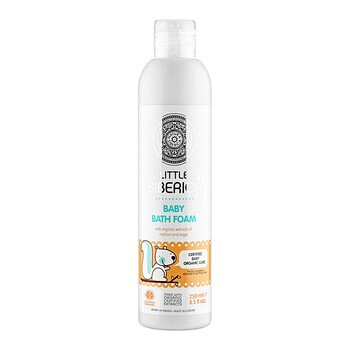 Little Siberica Baby, pianka do kąpieli dla dzieci, 250 ml