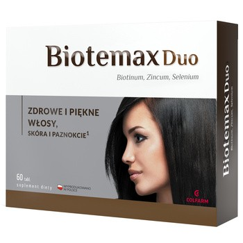 Biotemax Duo, tabletki, 60 szt.