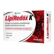 LipiRedox K, kapsułki, 30 szt.