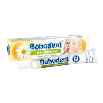 Bobodent, 0,5 g/100 g, żel, 10 g