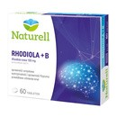 Naturell Rhodiola + B, tabletki, 60 szt.