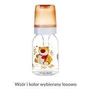 """Canpol, butelka dekorowana """"Wesołe zwierzaki"""", 120 ml"""