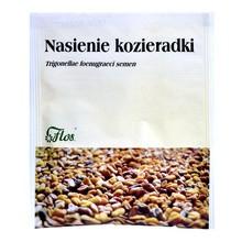 Nasiona kozieradki, zioło pojedyncze, 50 g (Flos)