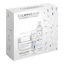 Zestaw Promocyjny Dermedic Regenist, krem redukujący zmarszczki, 50 ml + płyn micelarny, 100 ml + krem pod oczy, 7 ml