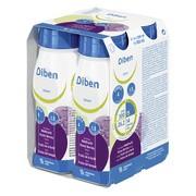 Diben Drink, płyn o smaku owoców leśnych, 4 x 200 ml