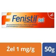 Fenistil, 1 mg/g, żel, 50 g