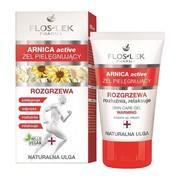 FlosLek Pharma Arnica Active, żel rozgrzewający, 50 ml