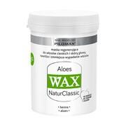 WAX angielski PILOMAX NaturClassic Aloes, maska regenerująca do włosów cienkich, 240 ml