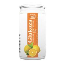 Glukoza, proszek o smaku cytrynowym,  75 g