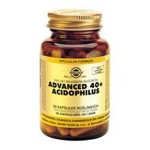Solgar Advanced 40+ Acidophilus, kapsułki, 60 szt.